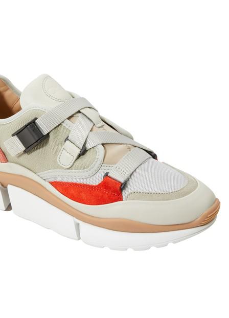 CHLOÉ Sonnie sneakers,CHC18A05118 38A