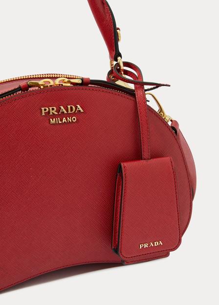 PRADA New Sidonie cross body bag,1BA238OOG F068Z