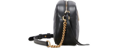 GUCCI GG Marmont matelassé shoulder bag,447632 DTD1D 1000