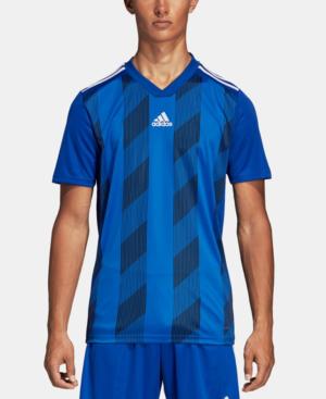 adidas Trikot Striped 19 Jersey blauschwarz   adidas