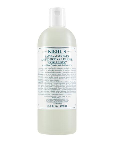 KIEHL'S SINCE 1851 CORIANDER BATH & SHOWER LIQUID BODY CLEANSER, 16.9 OZ.,PROD6260131
