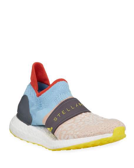 best service 3edae 13bdf Ultraboost X 3.D.S. Knit Sneakers in Cheetah