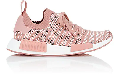 the latest 37588 1839c Adidas Women's Nmd_R1 Stlt Primeknit Sneakers in Pink