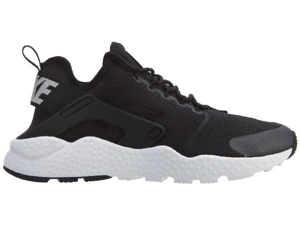 Pascua de Resurrección Último hostilidad  Pre-Owned Nike Air Huarache Run Ultra Black White (w) In Black/white |  ModeSens