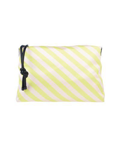 Dries Van Noten Handbag In Yellow