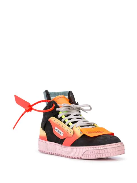 OFF-WHITE Off Court security tag sneakers