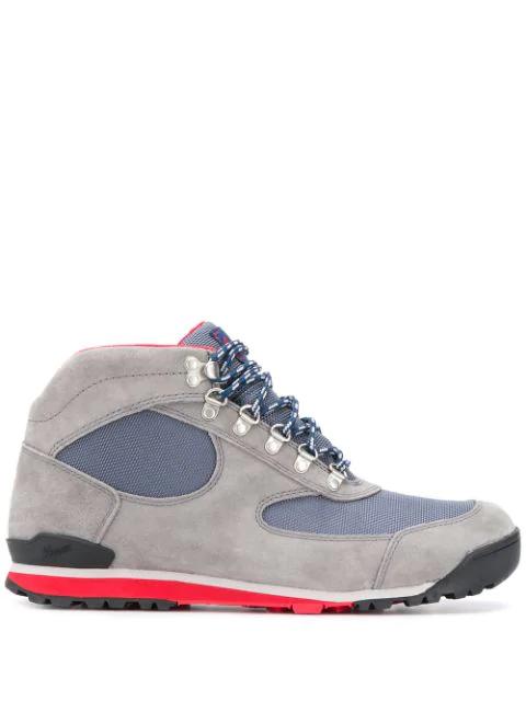 Danner Jag Boots In Grey Modesens