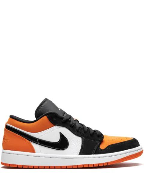 air jordan 1 orange low