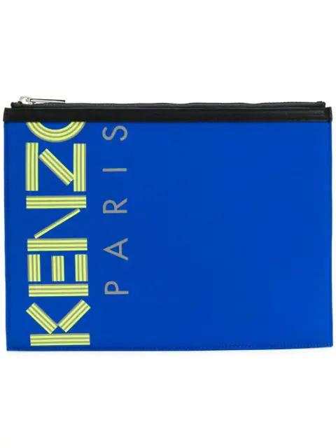 Kenzo Clutch BLUE