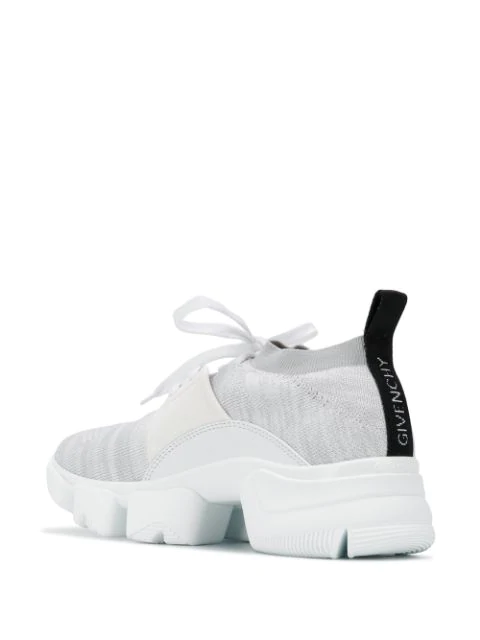 GIVENCHY JAW KNIT LOW TOP SNEAKERS