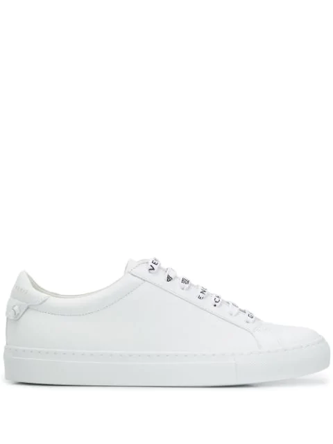 GIVENCHY LOGO KNOT SNEAKERS