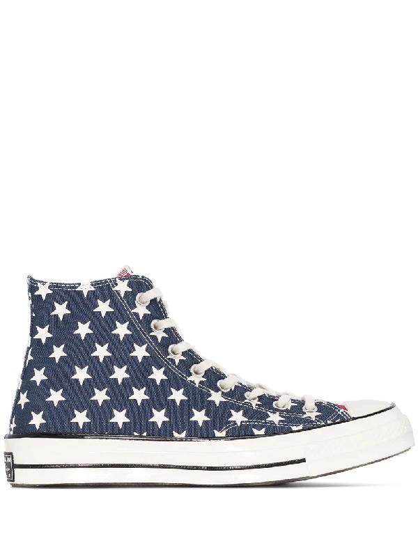converse american flag