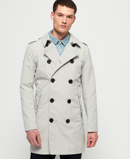 Rogue Sommer trenchcoat In Cream