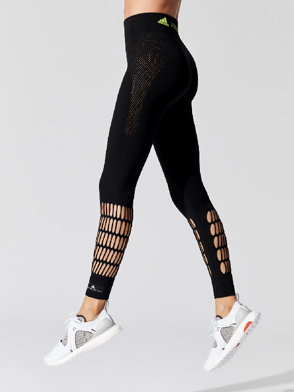 adidas leggings holes