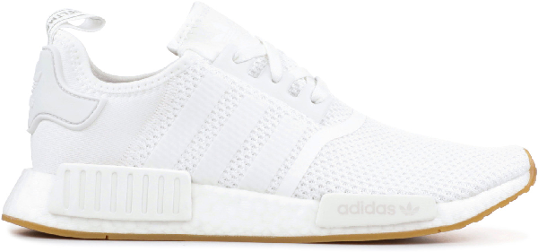Pre Owned Adidas Originals Adidas Nmd R1 White Gum 2018 In Cloud