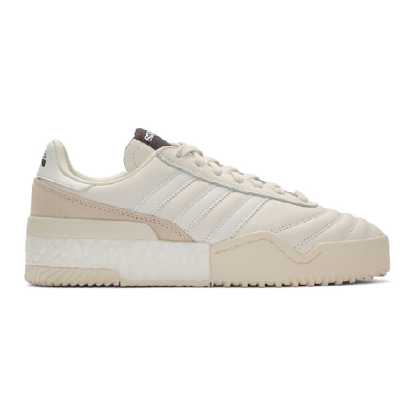yermo Albany No hagas  Adidas Originals By Alexander Wang X Alexander Wang Bball Soccer Sneakers  In White/pearl | ModeSens