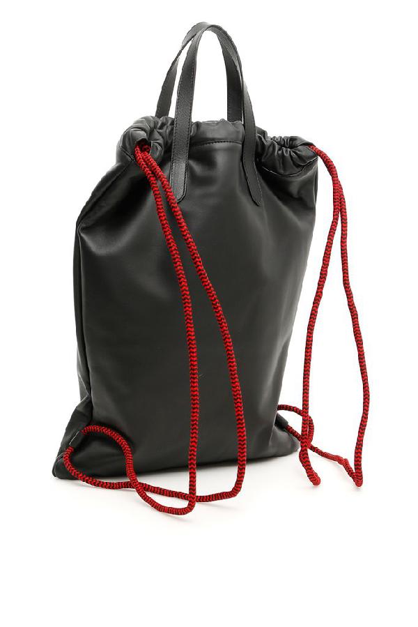 Alexander Mcqueen Drawstring Backpack