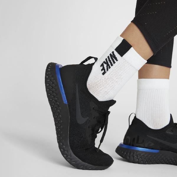 Inspiración ficción herramienta  Nike Multiplier Ankle Socks (2 Pairs) In Multi-color | ModeSens