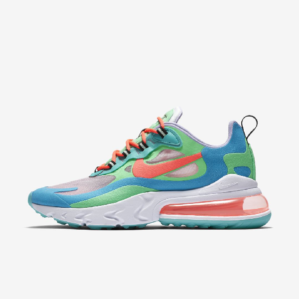 Nike Air Max 270 React Psychedelic Movement Women S Shoe In