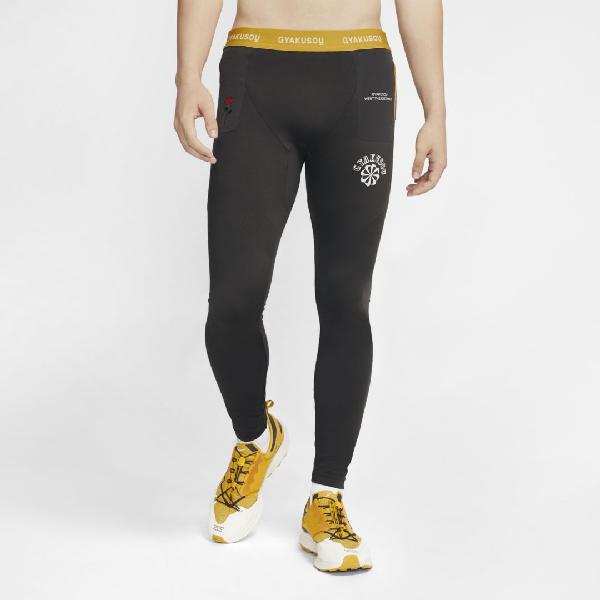 Cerdito junto a Inolvidable  Nike X Gyakusou Helix Tights In Grey | ModeSens