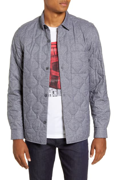 hugo boss jacket flannels