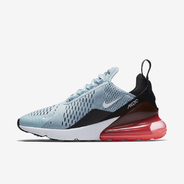 Nike Air Max 270 Women S Shoe In Blue Modesens