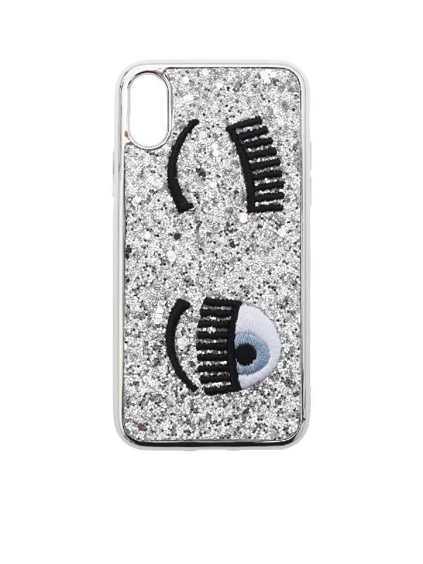 cover iphone x chiara ferragni