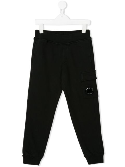 CP Company Straight-Leg Trousers Navy