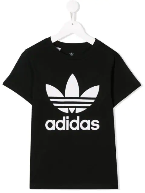 Adidas Originals Kids T-shirt Trefoil Tee For For Boys And For ...