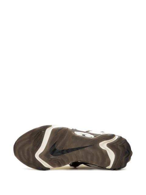 Nike Adapt Huarache Sneakers In Yellow Modesens