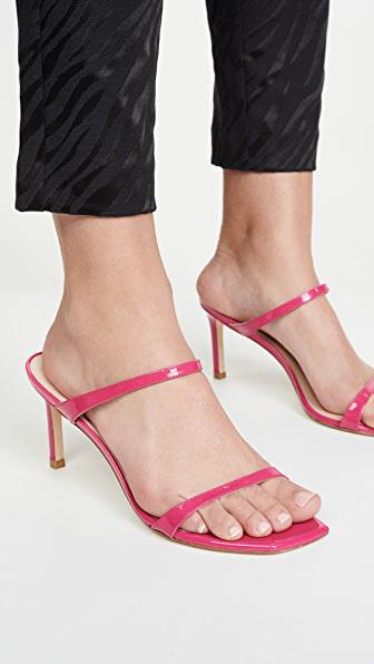 Босоножки Stuart Weitzman Lalita 75 sandal suede india