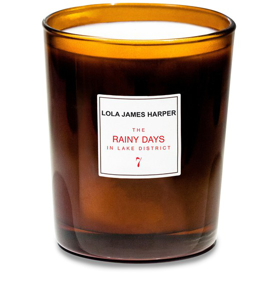 Tom Ford The Rainy Days In Lake District Candle 190 G In Nocolor | ModeSens