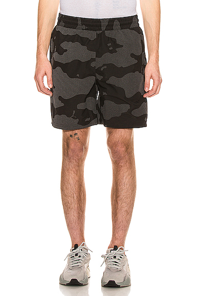 X The Hundreds Reflective Shorts In N,a