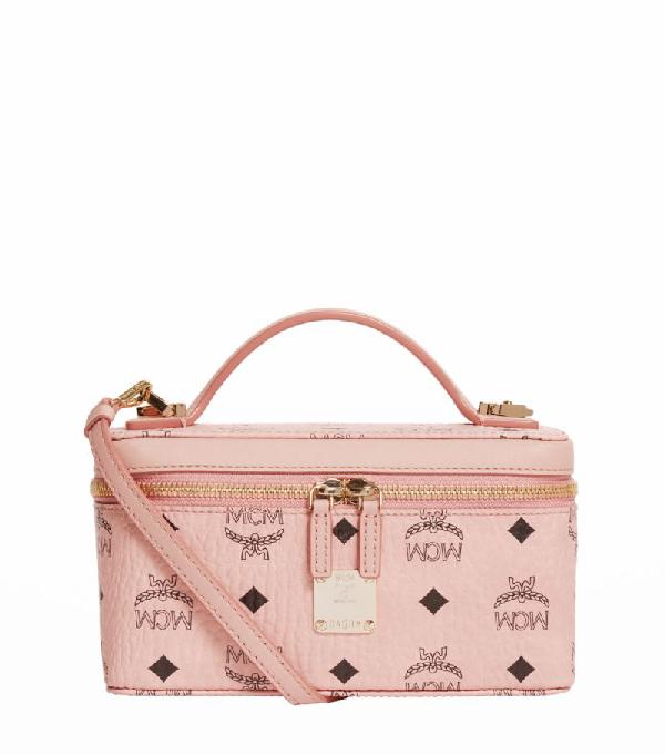 Visetos Vanity Case In Powder Pink (pink)