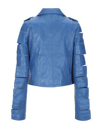 Each X Other Biker Jacket In Blue Modesens