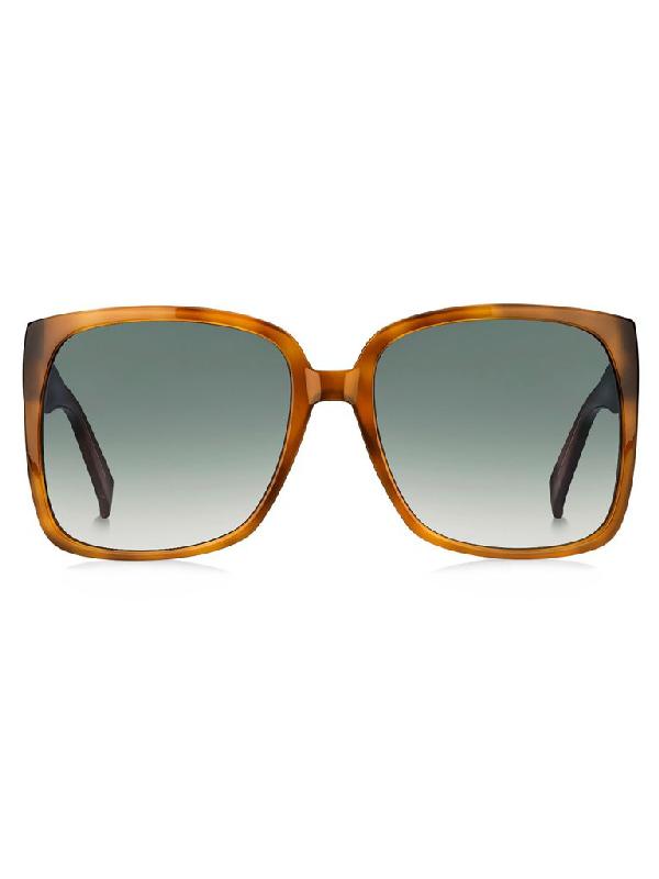 Max Mara Mm Fancy I Sunglasses In Brown Modesens