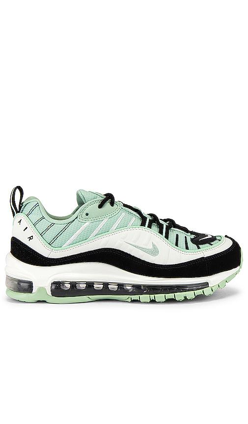 Nike Air Max 98 Women S Shoe In Pistachio Frost Black Summit