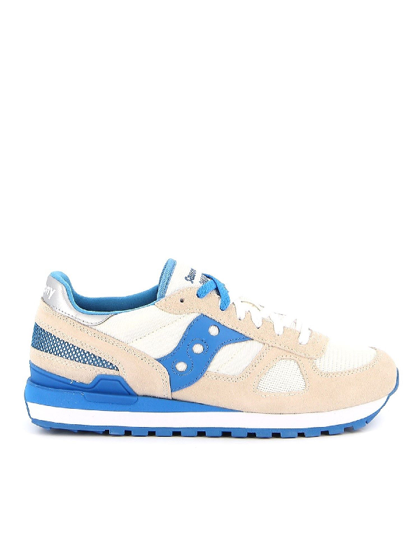 Sneakers Saucony Shadow Original Blue White
