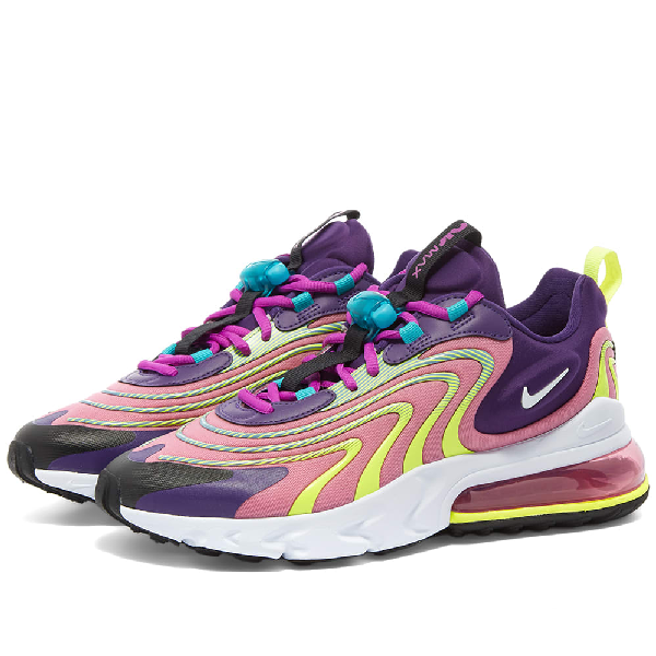 Nike Air Max 270 React Eng Sneakers Ck2595 500 In Multicoloured