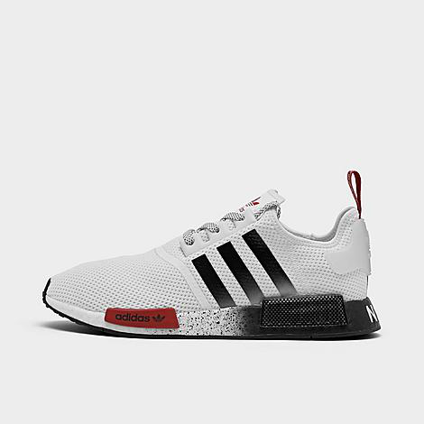 Adidas Men's Originals Nmd R1 Casual Shoes In White