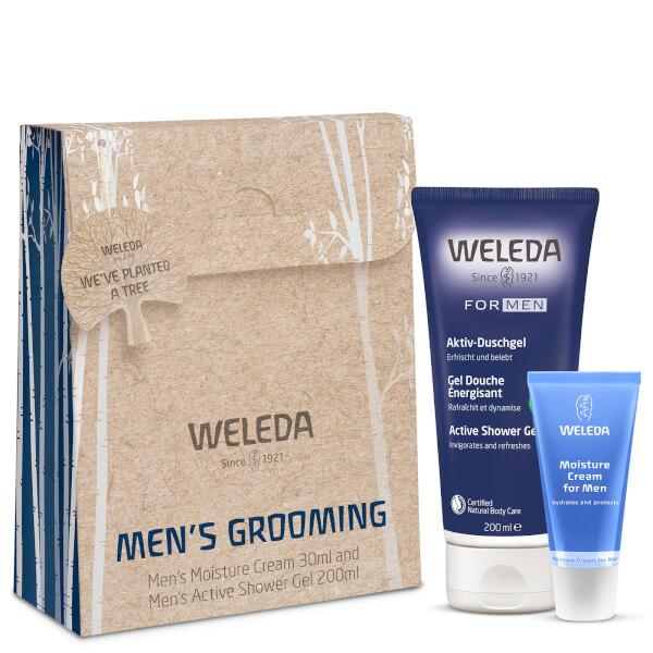 Weleda Men S Grooming Set Modesens