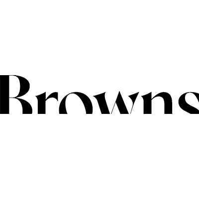 Browns Fashion Coupon: Enjoy up to 50% off.