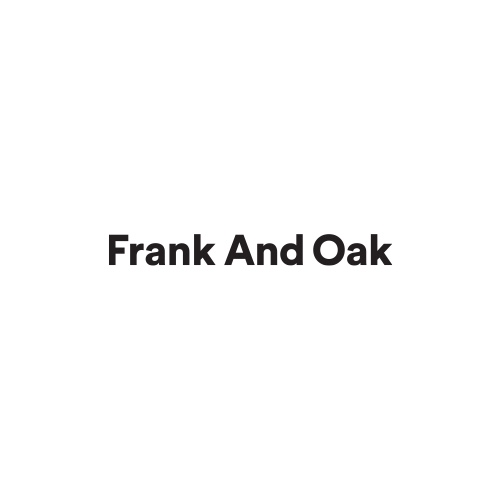 Frank + Oak Coupon: Enjoy 15% off your first order. code SEPTEMBER15