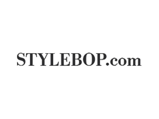 STYLEBOP.com Coupon: Enjoy up to 70% off.