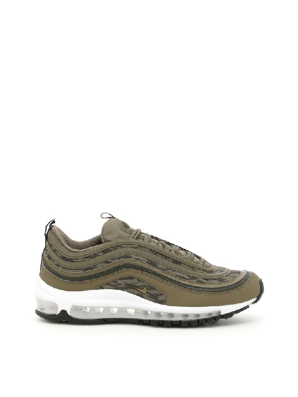 Nike Air Max 97 Aop Sneakers in Green