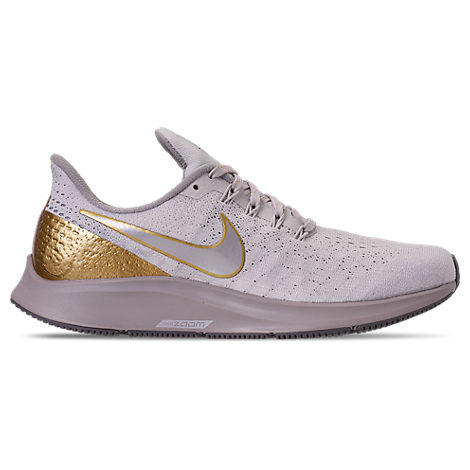 223db0f1697a9 Nike Women s Air Zoom Pegasus 35 Premium Metallic Running Shoes ...