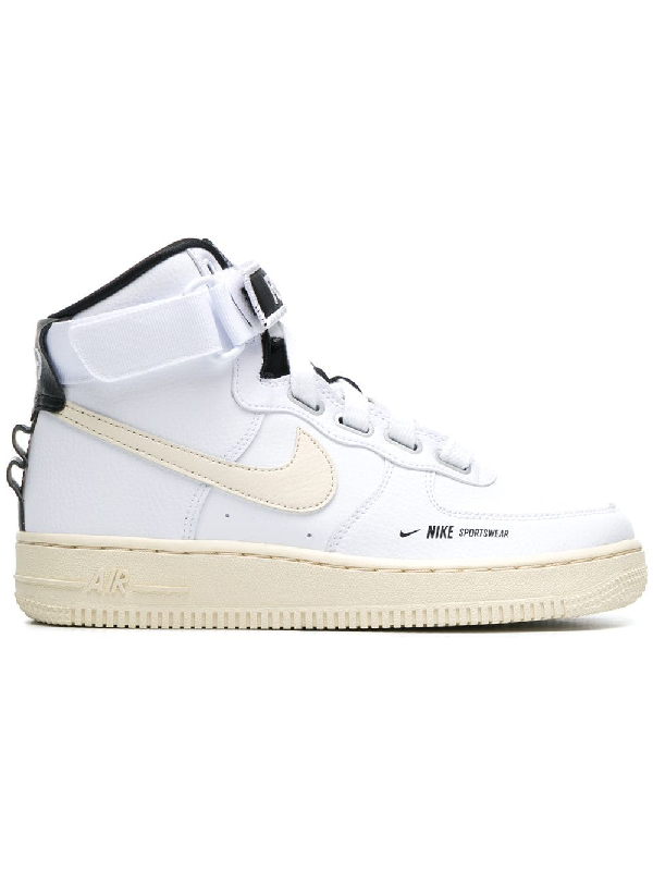 Women's Air Force 1 High Utility Casual Shoes, White