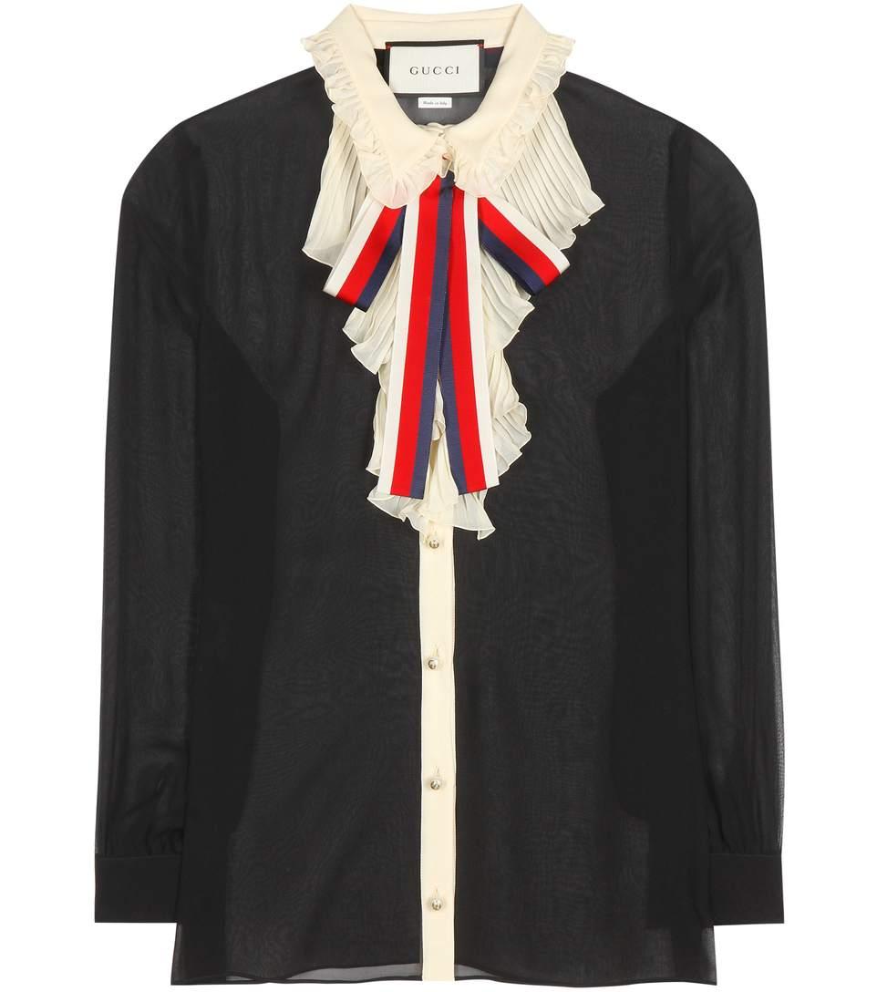 6ef64e0b36a Silk shirt