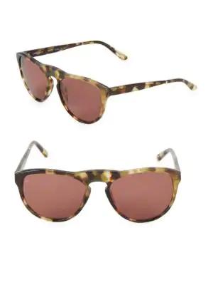 Smoke X Mirrors Outta Space 51Mm Cat-Eye Sunglasses In Hazel Glam