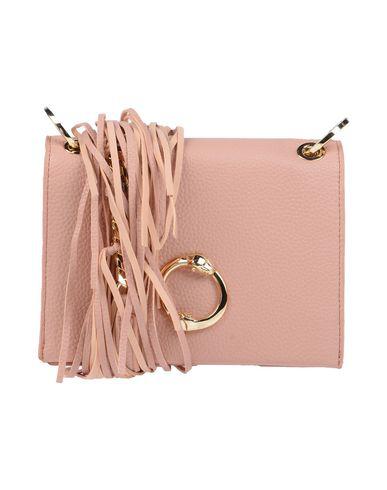 Cavalli Class Cross-body Bags In Pastel Pink